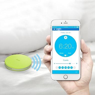 iLuv – Réveille-matin par vibration SmartShaker, vert (SMSHAKERGN)