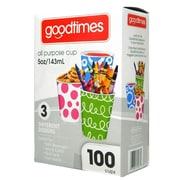 Goodtimes - Godet tout-usage en papier, 5 oz, paq./100