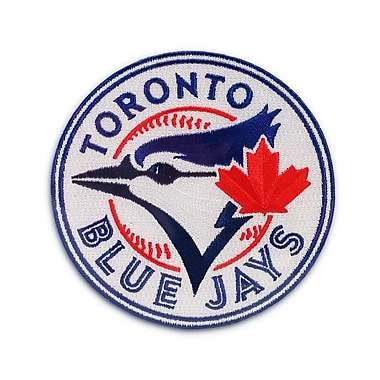 The Emblem Source – Écusson du logo principal de 2012 des Blue Jays de Toronto (0090-10)