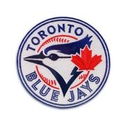 The Emblem Source – Écusson du logo principal de 2012 des Blue Jays de Toronto (0090-10)