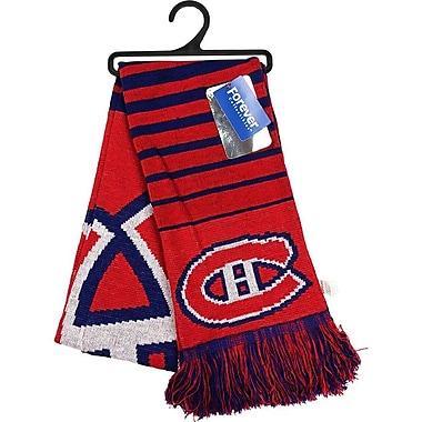 KDI – Grand foulard à logo des Canadiens de Montréal (0656)