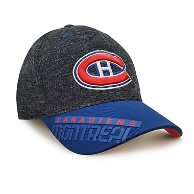 Reebok Montreal Canadiens NHL Center Ice Playoff Cap, XL/2XL (0832-03XXL)