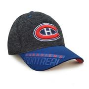 Reebok – Casquette des séries éliminatoires de la NHL des Canadiens de Montréal, collection Center Ice