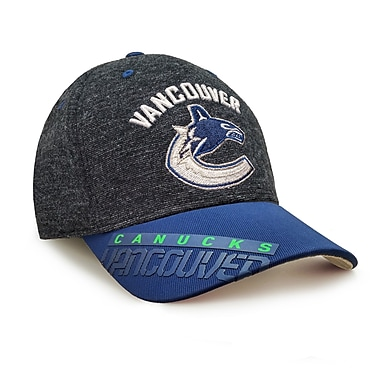 Reebok Vancouver Canucks NHL Center Ice Playoff Cap
