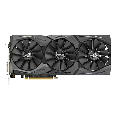 ASUS ROG Strix GeForce® GTX1080 Graphics Card (STRIX-GTX1080-8G-GAMING)