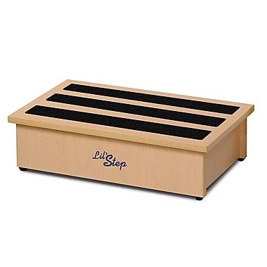 Ozark River Portable Sinks Lil' Step Booster; Maple