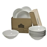 Ten Strawberry Street Catering Packs Round Cereal Bowl (Set of 12)