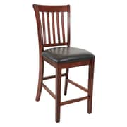 TTPFurnish Counter Height Side Chair (Set of 2)