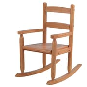 KidKraft 2 Slat Kids Rocking Chair; Honey