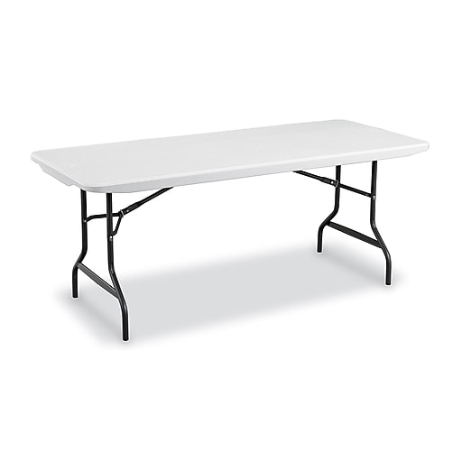 Staples Folding Table Staples - Fold away conference table