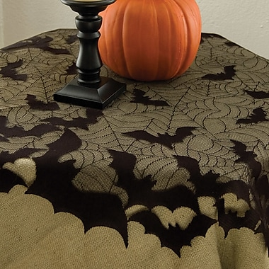 Heritage Lace Going Batty Round Topper