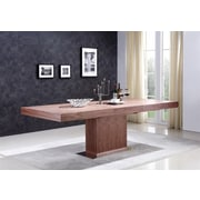 Casabianca Furniture Ponte Extendable Dining Table