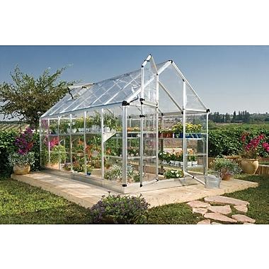 Palram Snap & Grow 6 Ft. W x 12 Ft. D Polycarbonate Greenhouse