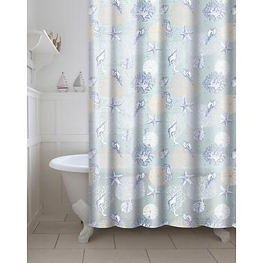 Bath Studio Peva 13-Piece Shower Curtain Set