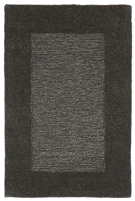 Liora Manne Madrid Hand-Tufted Charcoal Area Rug