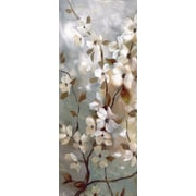 Star Creations Blossom of Spring I by Nan Painting Print on Canvas