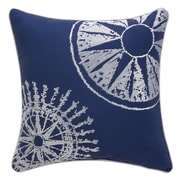 Royal Heritage Home Williamsburg ''Barnegat'' Decorative Throw Pillow