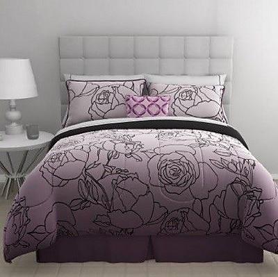 Pop Shop 5 Piece Full Comforter Set