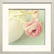 Star Creations Vintage Peony I by Sarah Gadner Framed Photographic Print