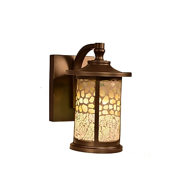 Dale Tiffany Alps 1-Light Wall Sconce