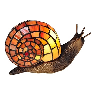Dale Tiffany Snail 5.75'' Table Lamp