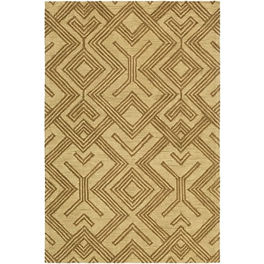 Artistic Weavers Congo Hill Hand-Tufted Taupe/Beige Area Rug; Runner 2'3'' x 8'