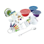 Curious Chef 17 Piece Measure and Prep Kit