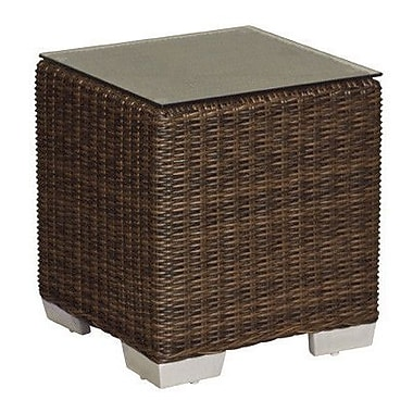WorldWideWicker Madison Side Table