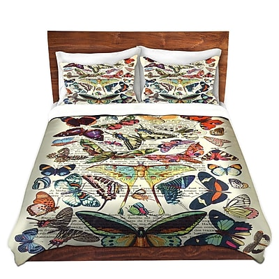 DiaNocheDesigns Duvet Cover Set; Queen