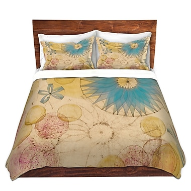DiaNocheDesigns Duvet Cover Set; Twin