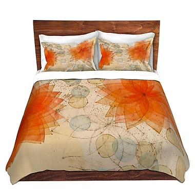 DiaNocheDesigns Duvet Cover Set; King