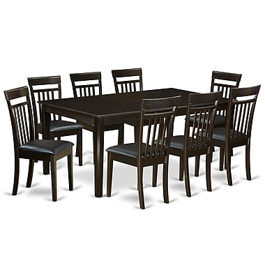 East West Henley 9 Piece Dining Set