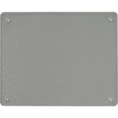 Vance Industries Surface Saver Tempered Glass Cutting Board; 12'' H x 15'' W x 0.16'' D
