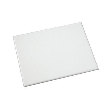 Vance Industries Poly Cutting Board; 16'' H x 20'' W x 0.5'' D