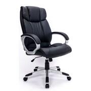 Brassex Executive Chair; Black