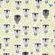 Organic Designs LLC Sleepy Sheep Nap Mat Set