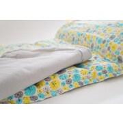 Organic Designs LLC Cutest Little Monsters Nap Mat Set