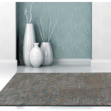 Persian-rugs Beverly Gray Area Rug; 2' x 3'4''