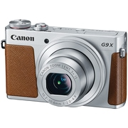 Canon 0924c001 20.0-megapixel Powershot® G9x Digital Camera (silver)