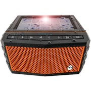 Ecoxgear Gdi-exsj400 Soljam Solar-powered Waterproof Speaker (orange)
