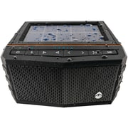 Ecoxgear Gdi-exsj401 Soljam Solar-powered Waterproof Speaker (black)
