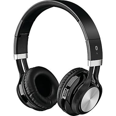 iLive Bluetooth Headphones With Microphone, Black (GPXIAHB56B)