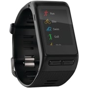GARMIN 010-01605-04 vivoactive® HR (Black; XL fit)