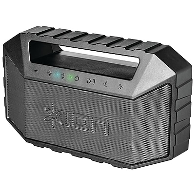 Ion Isp56 Plunge Waterproof Bluetooth® Stereo Boombox