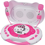 HELLO KITTY KT2003CA Karaoke System with CD Player