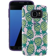Speck 75848-5376 Samsung® Galaxy S® 7 Candyshell® Inked Case (pineapple Pac/knight Purple)