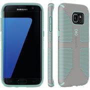 Speck 75870-5362 Samsung® Galaxy S® 7 Edge Candyshell® Grip Case (sand Gray/aloe Green)