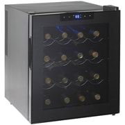 Wine Enthusiast 2720317 Silent 16-bottle Touchscreen Wine Cooler