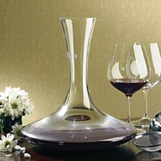 Wine Enthusiast 7615101 Vivid Wine Decanter