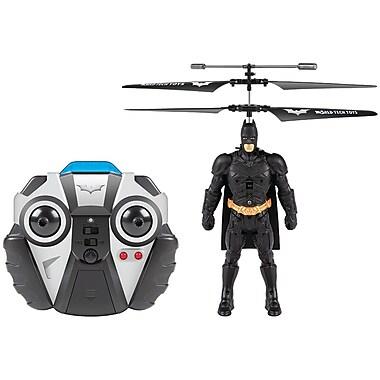 World Tech Toys 2-Channel DC Comics IR Helicopter, Batman (WTT35886)
